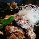 SOBA DINING 空楽 - 空楽 唐揚げ