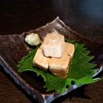 SOBA DINING 空楽 - 空楽 漬けチーズ