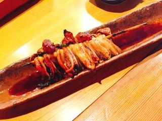 魚登久 - 肝焼