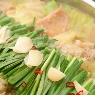もつ鍋は栄養バランス満点♪本場博多の味をご提供します!