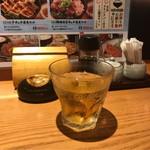 69342830 - 冷たいお茶。                       美味し。