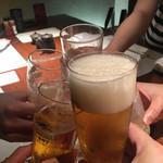 蔵鵡 - まずは乾杯(^○^)