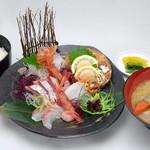 海鮮茶屋 汐の華 - 料理写真: