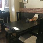 Rock - テーブル席