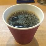Rock - 食後はセルフでコーヒー