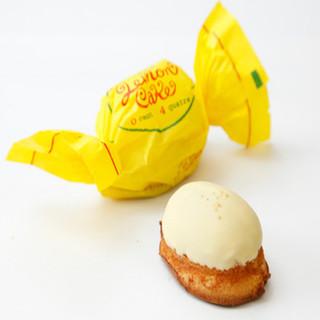 キャンディ包みが可愛いしまなみレモンケーキ