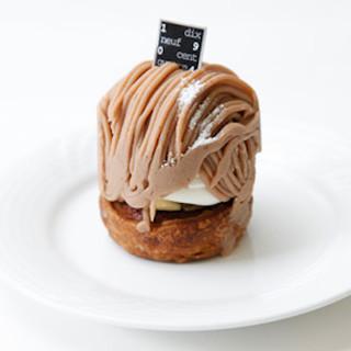 東京の美味しいモンブランBest3に選ばれました!