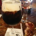 69345022 - アイスコーヒー ミルク&ガムシロップ