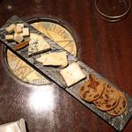 ブルーノート東京 - 本日のチーズ