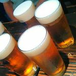 69348415 - 乾杯!生ビール