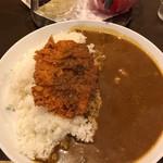 渡里夢 - 料理写真:チキンカツカレー