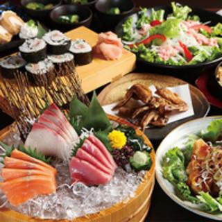 素材の良さが光る創作料理☆新宿店は産地直送の新鮮食材を使用♪