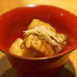 高太郎 - 大坂 丸茄子焼き浸し