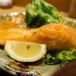 Akasakaajisai - 鮭カマ