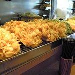 蕎麦一心たすけ - おいしい天ぷら達