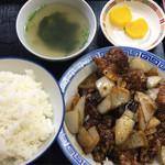 小笹飯店 - 殺伐とした空気漂う男飯 コスパはかなり良かった