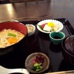 Misen - ゆば丼定食1080円