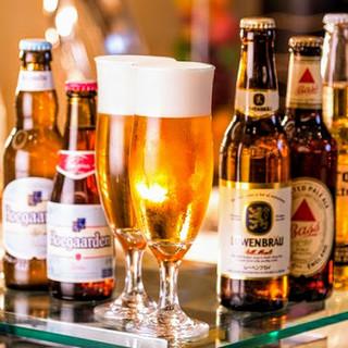 世界各国の60種のビールが飲める新宿歌舞伎町店