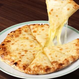 絶品!チーズナン!!