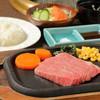 竹田屋 - 料理写真:ステーキセット