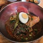 吉祥 - ビビン冷麺♪