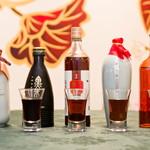 扇子 THE chinois - ドリンク写真:紹興酒