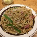 焼きスパゲッチ ミスターハングリー - イタリアンのレギュラーサイズ@500円