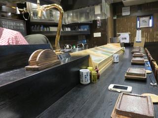 焼き鳥 松元 西中洲店 - 西中洲らしい雰囲気のオトナ焼鳥店です。