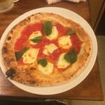 Pizza Land - マルゲリータ・500円