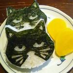 黒猫舎 - 『食べるのぉ~!?』って上目遣いで見られても…食べちゃいます!(笑)