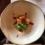 藤右ェ門 栄 - つくば鶏のグリル 西京味噌ソース