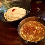 麺座 かたぶつ - KARA辛つけ麺 大盛