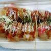 DOCO - 料理写真:たこ焼きは8コで300円でした