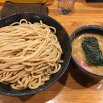 ひな多 - 煮干つけ麺特盛り900円