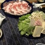 69374767 - 肉と野菜