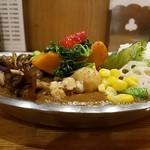 プーさん - 野菜空母のごとく