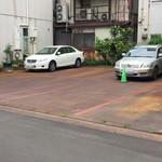 らーめんキラリボシ - 駐車場