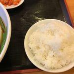 中華料理 紅華楼 - 鶏の唐揚げ定食 ¥980