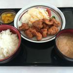 つくし食堂 - 料理写真: