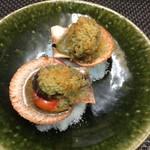 ビストロ じゅん - 季節料理 赤皿貝