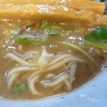 京つけめん つるかめ - 麺とスープ