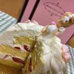 ロリオリサンロクゴ - ドレスの中は 苺の ショートケーキ ♪