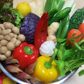 野菜ソムリエの選ぶこだわり野菜