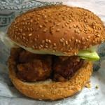69381424 - チャイニーズ                       チキンバーガー