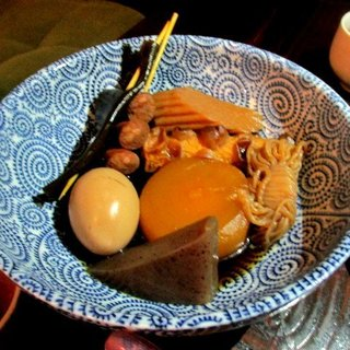 赤七屋 - 料理写真:静岡おでん全種!