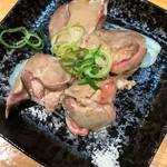 立呑みTHIRD - 白レバーサッと焼き:200円