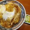 日の出屋 - 料理写真:カツ丼