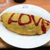 勝利亭 - 料理写真:愛は大切です