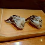 69389328 - 【2017.6.30(金)】にぎり(ツブガイ