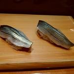 69389330 - 【2017.6.30(金)】にぎり(コハダ)